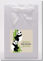 Twin Pandas - Baby Shower Goodie Bags