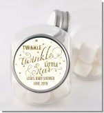 Twinkle Little Star - Personalized Baby Shower Candy Jar