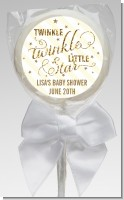 Twinkle Little Star - Personalized Baby Shower Lollipop Favors