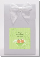 Twins Two Peas in a Pod Hispanic - Baby Shower Goodie Bags