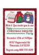 Ugly Sweater - Christmas Petite Invitations thumbnail