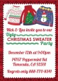 Ugly Sweater - Christmas Invitations thumbnail