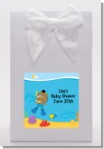 Under the Sea African American Baby Boy Snorkeling - Baby Shower Goodie Bags