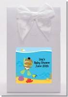 Under the Sea African American Baby Snorkeling - Baby Shower Goodie Bags