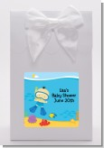 Under the Sea Asian Baby Boy Snorkeling - Baby Shower Goodie Bags