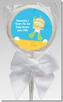 Under the Sea Baby Snorkeling - Personalized Baby Shower Lollipop Favors