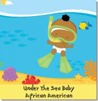 Under the Sea African American Baby