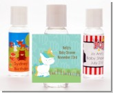 Unicorn | Virgo Horoscope - Personalized Baby Shower Hand Sanitizers Favors