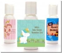 Unicorn | Virgo Horoscope - Personalized Baby Shower Lotion Favors