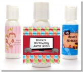 Video Game Time - Personalized Birthday Party Lotion Favors