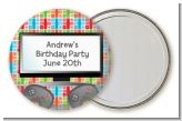 Video Game Time - Personalized Birthday Party Pocket Mirror Favors