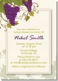Vineyard Splash - Bridal | Wedding Invitations