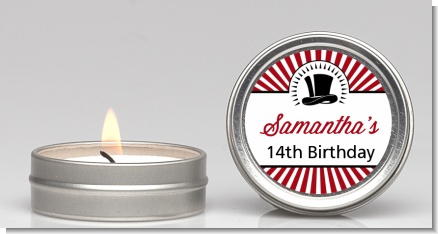 Vintage Magic - Birthday Party Candle Favors
