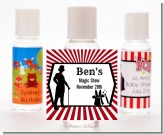 Vintage Magic - Personalized Birthday Party Hand Sanitizers Favors