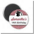 Vintage Magic - Personalized Birthday Party Magnet Favors thumbnail