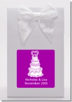Wedding Cake - Bridal Shower Goodie Bags