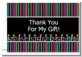 Birthday Wishes - Birthday Party Thank You Cards thumbnail