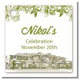 Winery - Personalized Bridal Shower Card Stock Favor Tags thumbnail