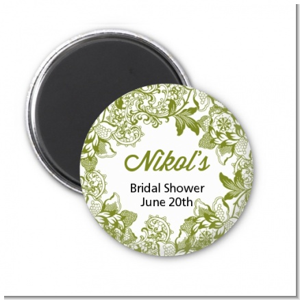 Winery - Personalized Bridal Shower Magnet Favors