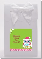 Winter Owl - Christmas Goodie Bags
