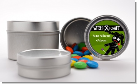Witch Craft - Custom Halloween Favor Tins