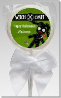 Witch Craft - Personalized Halloween Lollipop Favors
