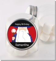 Wizard - Personalized Birthday Party Candy Jar