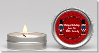 Wooden Soldiers - Christmas Candle Favors