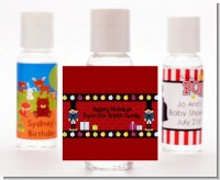 Wooden Soldiers - Personalized Christmas Hand Sanitizers Favors