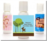 Woodland Forest - Personalized Baby Shower Lotion Favors
