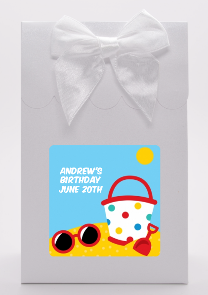 Beach Toys - Birthday Party Goodie Bags