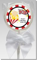 About To Pop - Personalized Baby Shower Lollipop Favors