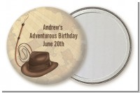 Adventure - Personalized Birthday Party Pocket Mirror Favors