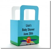 Airplane - Personalized Baby Shower Favor Boxes