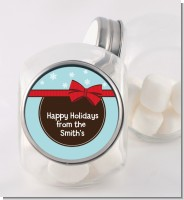 All Wrapped Up Gifts - Personalized Christmas Candy Jar