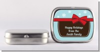 All Wrapped Up Gifts - Personalized Christmas Mint Tins