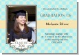 Aqua & Yellow - Graduation Party Invitations thumbnail