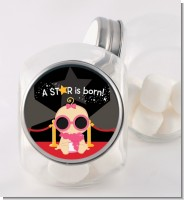 A Star Is Born Baby - Personalized Baby Shower Candy Jar