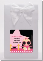 A Star Is Born Hollywood Black|Pink - Baby Shower Goodie Bags
