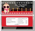 A Star Is Born Hollywood - Personalized Baby Shower Candy Bar Wrappers thumbnail