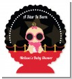 A Star Is Born Hollywood - Personalized Baby Shower Centerpiece Stand thumbnail