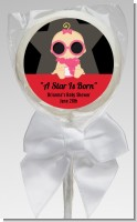 A Star Is Born Hollywood - Personalized Baby Shower Lollipop Favors