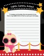 A Star Is Born Hollywood - Baby Shower Notes of Advice thumbnail