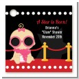 A Star Is Born Hollywood - Personalized Baby Shower Card Stock Favor Tags thumbnail