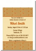Autumn Tree - Bridal Shower Petite Invitations