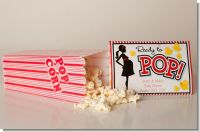 Baby Shower Popcorn Wrappers