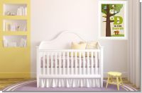Baby Shower Nursery Room Décor Posters
