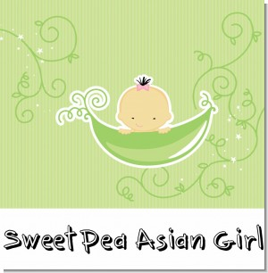 Sweet Pea Asian Girl