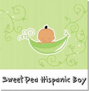 Sweet Pea Hispanic Boy