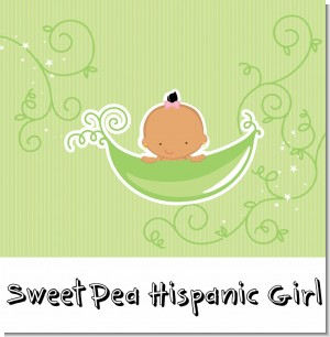 Sweet Pea Hispanic Girl